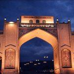 دروازه قرآن شیراز را ببینید + تصاویر