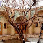 «مسجد خانم» بنای هفتاد ساله قاجاری که فراموش شده است+تصاویر
