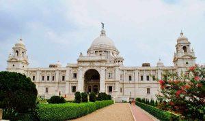 ساختمان یادبود ویکتوریا که تاج محلی دیگر در هند است+تصاویر