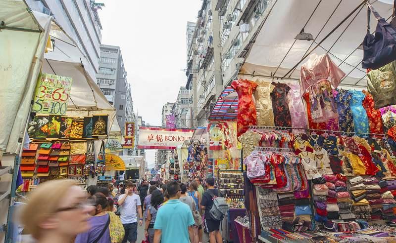 راهنمای خرید در هنگ کنگ وآشنایی با بهترین مراکز خرید آن+تصاویر