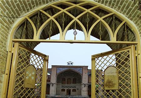 مسجد عمادالدوله (+تصاویر)