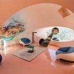 قصر حبابها ,هتلی شبیه به لوکیشن سریالی کودکانه در فرانسه+تصاویر