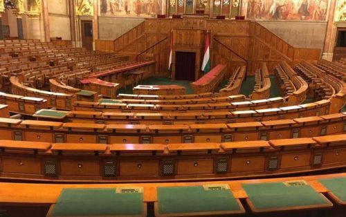ساختمان پارلمان مجارستان+تصاویر