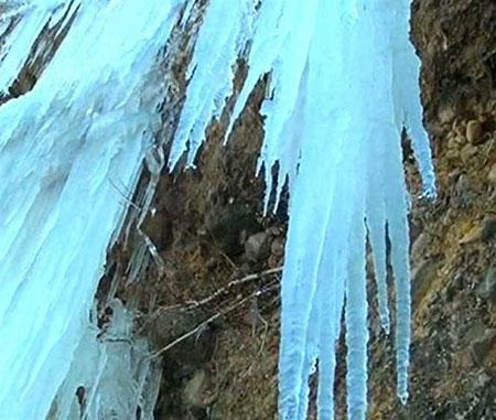 میل یخی مهریان در یاسوج را بیشتر بشناسید+تصاویر