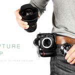 ابزار سفر; نگهدارنده دوربین برای عکاسی های براحت تر در سفر+تصاویر