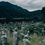 گشتی در پارک متروکه و عجیب ژاپنی+تصاویر