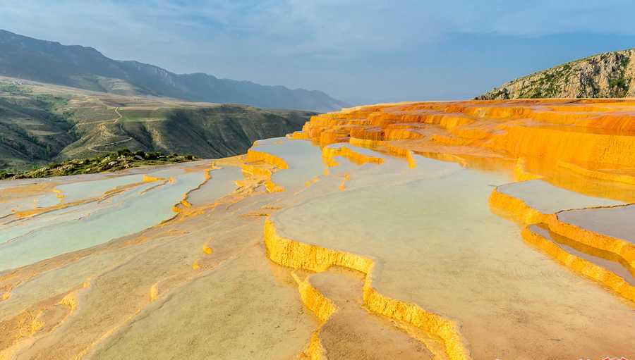 شگفتی های طبیعی ایران