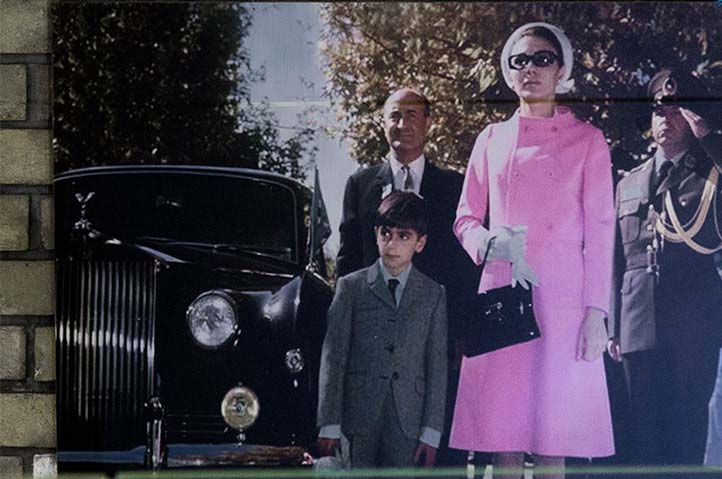 موزه خودرو کاخ نیاوران نمایشگاهی برای خودروهای سلطنتی +تصاویر