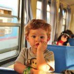 نکات کاربردی سفر باقطار به همراه کودکان+تصاویر