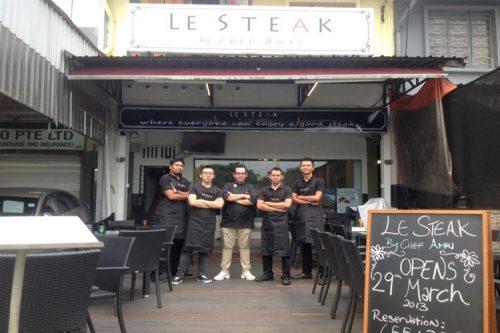 رستوران های حلال در سنگاپور+تصاویر