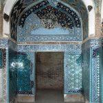 آشنایی با مسجد جهانشاه تبریز+تصاویر