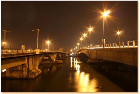 پلهای غازیان و میان پشته+عکس