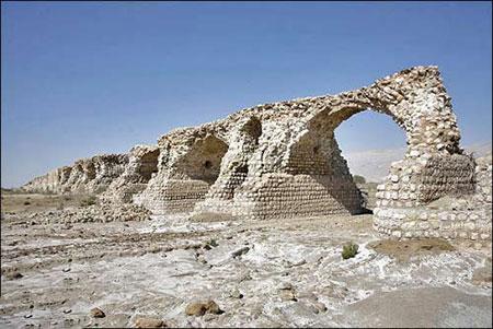 طولانی ترین پل تاریخی ایران+تصاویر