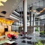 آشنایی با هتل پارک رویال در سنگاپور +تصاویر