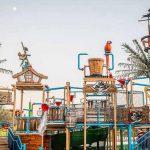 پارک آبی اوشن منحصر به فردترین پارک آبی روباز ایران در کیش+تصاویر