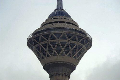 برج میلاد تهران+تصاویر