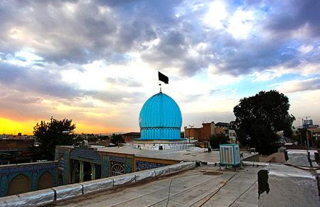 گردشگری مذهبی در قزوین+ تصاویر