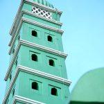 مسجد جامع، یکی از قدیمی ترین مساجد در سنگاپور +تصاویر