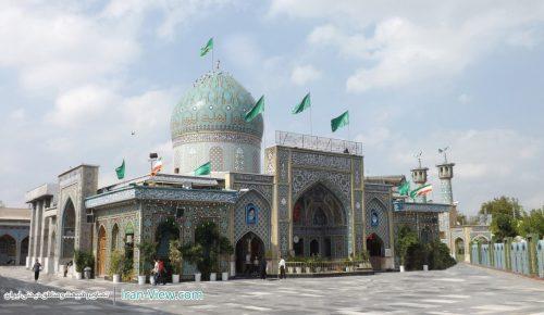 امامزاده سلطان سید جلال الدین اشرف (ع)+عکس
