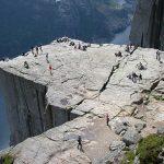 زیباترین سواحل سنگی نروژ که گردشگران عاشق آنها هستند+تصاویر