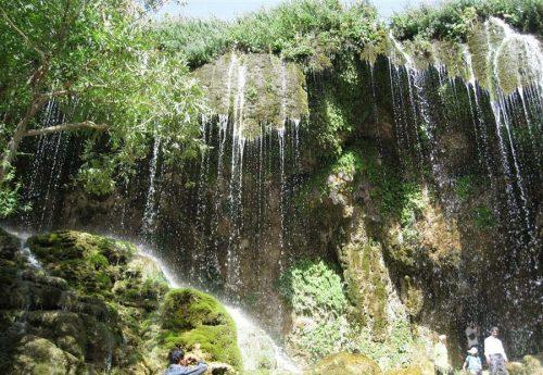 آسیاب خرابه آبشاری که هر بیننده ای را شگفت زده میکند+تصاویر