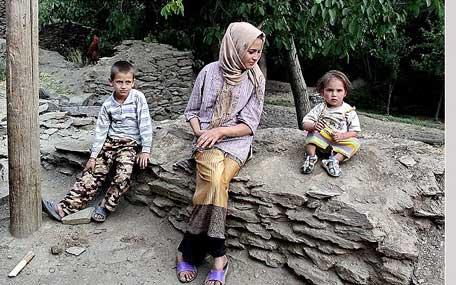 روستای رنسانسی ایران +تصاویر