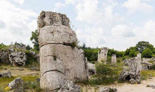 جنگل سنگی ،جاذبه طبیعی اعجاب انگیزی در بلغارستان+تصاویر