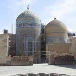 آشنایی با بقعه شیخ صفی الدین اردبیلی+تصاویر