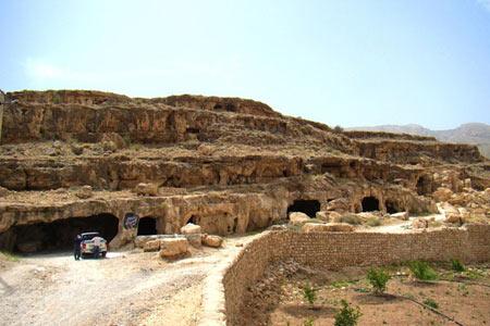 زیباترین غار مصنوعی ایران+تصاویر