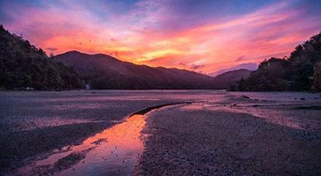نیوزیلند جنوبی، بهشتی بر روی زمین + تصاویر
