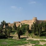 کاخ آپادانا در شوش+عکس