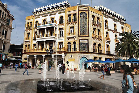 با بازار سنتی شهر تونس آشنا شوید+تصاویر