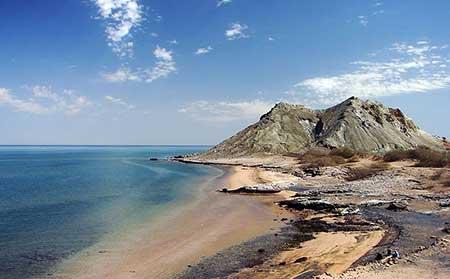 این جزیره را هر گردشگر داخلی و خارجی باید تا قبل از مرگ ببیند ! +تصاویر