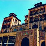 شمس العماره کاخ گلستان+عکس