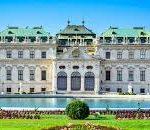 کاخ هافبورگ از بهترین بناهای تاریخی اتریش + تصاویر