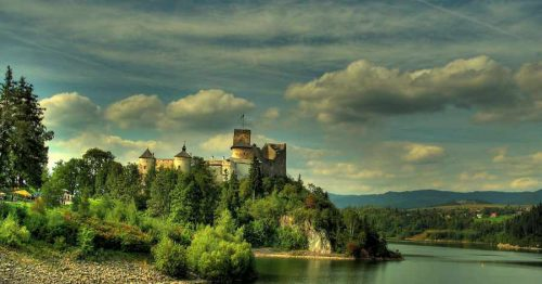 زیباترین قلعه های لهستان که بینندگان را شگفت انگیز میکند+تصاویر