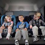 نکات سفر با خودروی شخصی به همراه کودکان+تصاویر