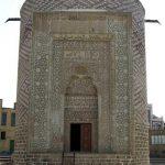 مقبره سه گنبد برج آجری زیبا در ارومیه + تصاویر