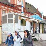 آشنایی با مسجد متحرک-آلمان