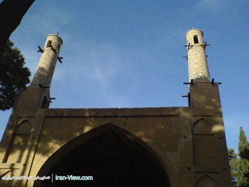 منار جنبان اصفهان+عکس