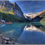 دریاچه لوئیز مکانی زیبا در کانادا+تصویر