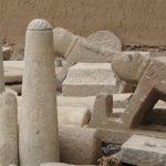 موزه آثارسنگی در مجموعه کاخ قلعه سردار اسعد تهران +تصاویر