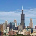 بلندترین ساختمان آمریکا، که جاذبه ای توریستی است+تصاویر