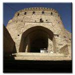 نارین قلعه مهمترین بناى تاریخى میبد+عکس