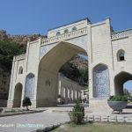 دروازه قران شیراز+عکس
