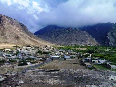 آثار تاریخی روستای دیل +تصاویر