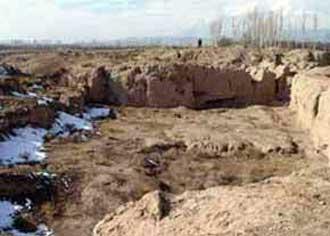 آشنایی با تپه باستانی سنگ چخماق -شاهرود+عکس