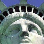 آشنایی با تندیس آزادی – آمریکا+تصاویر