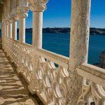 برج بلم پرتغال, قصری در میان دریا+تصاویر
