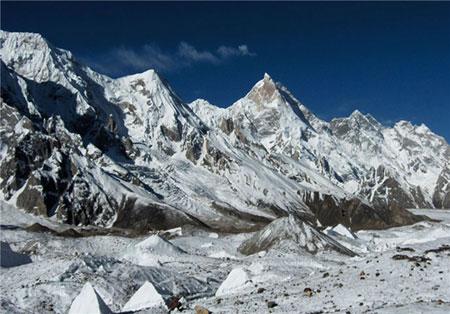 با کوه قاتل آشنا شوید+ تصاویر